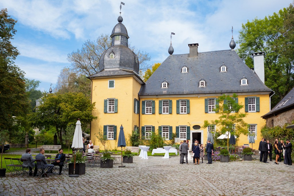 Standesamt in NRW Schloss Lüntenbeck
