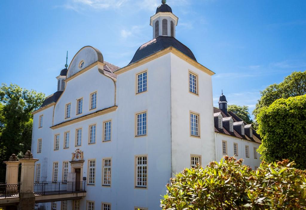 Heiraten im Schloss Borbeck in Essen NRW
