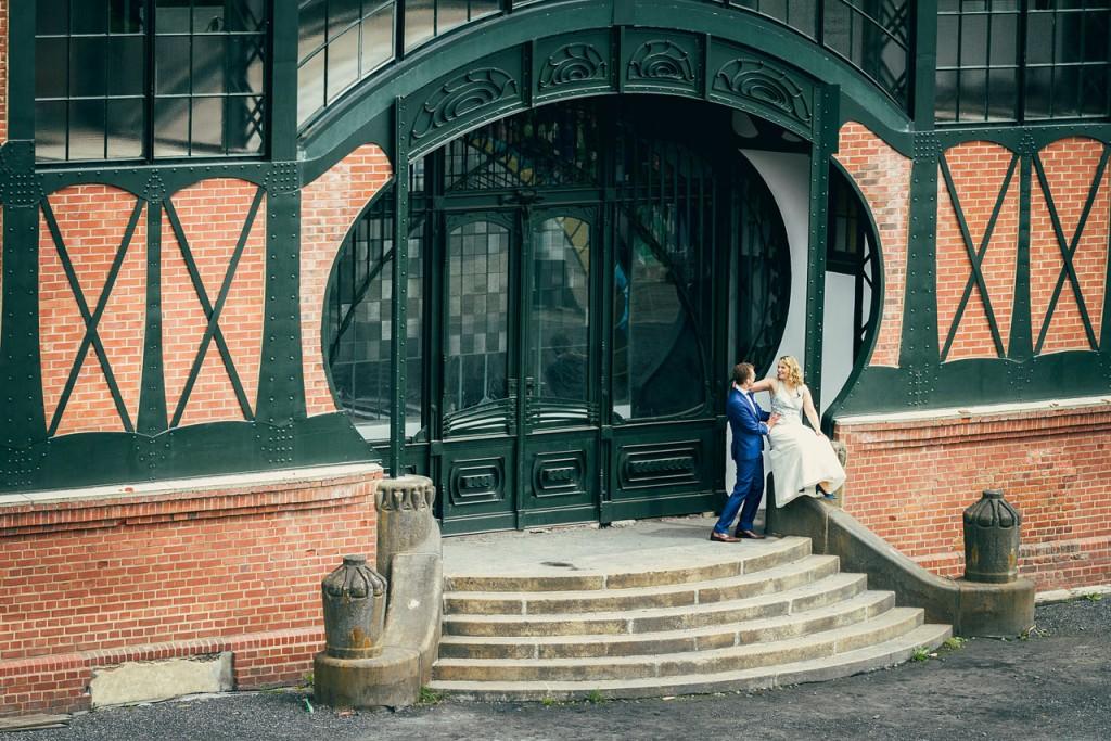 Hochzeitsfotos Ruhrgebiet Zeche Zollern DOrtmund
