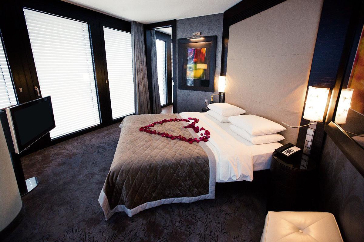Besondere hotelzimmer f r die traumhafte hochzeitsnacht for Design hotel niedersachsen