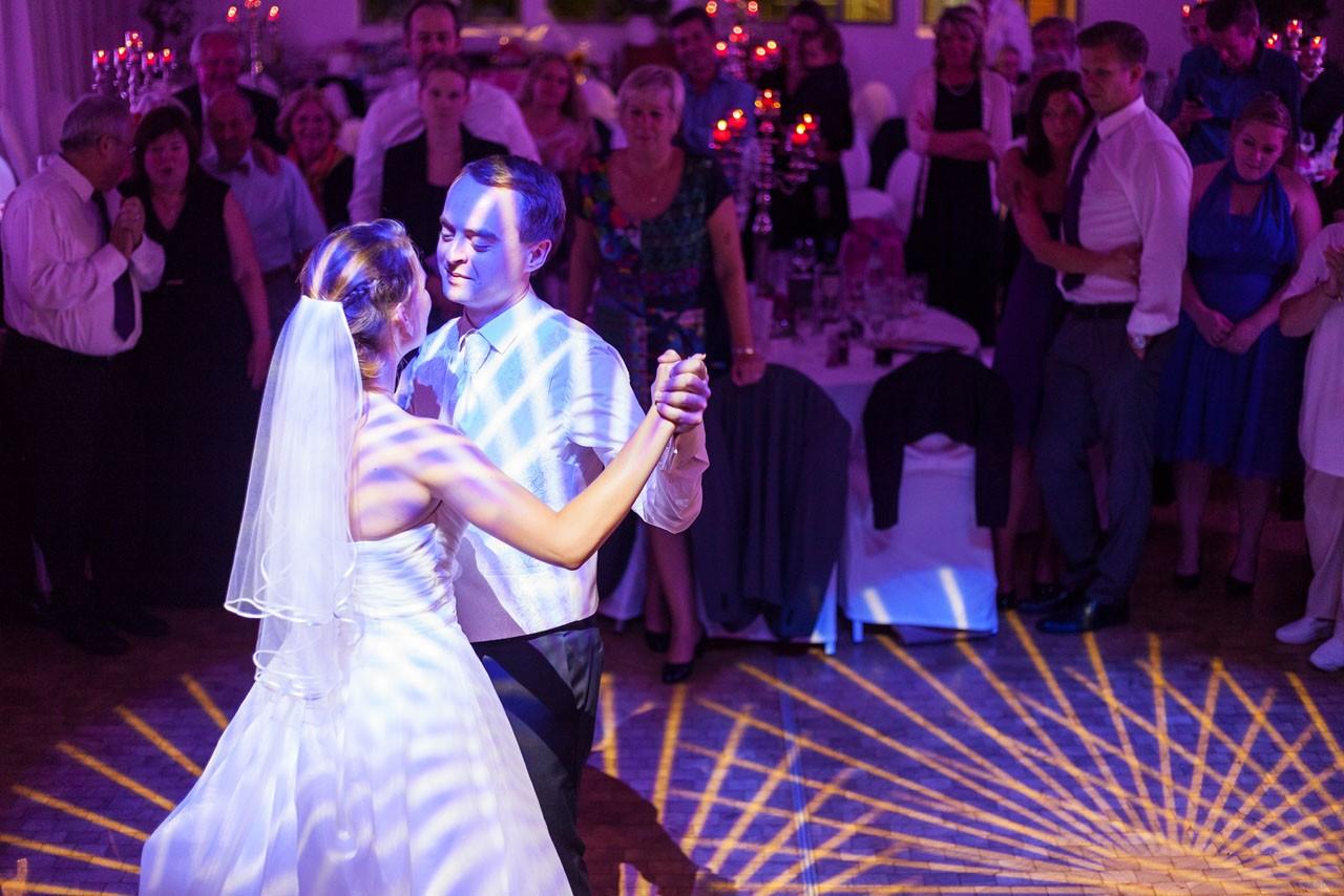 Hochzeitsfotograf Wuppertal Brautpaar Tanz