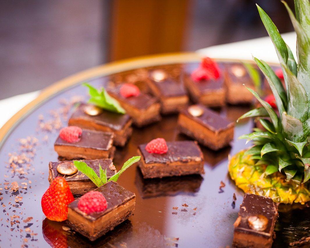 borgboehmers hochzeitsessen dessert