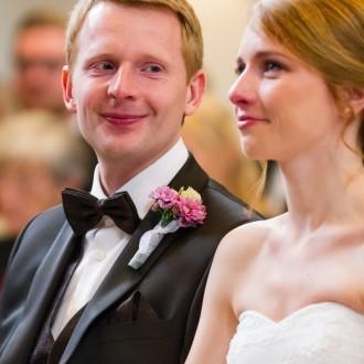emotionale Hochzeit in Bochum