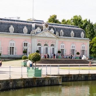 Hochzeit Auf Schloss Benrath Dusseldorf Styled Shoot