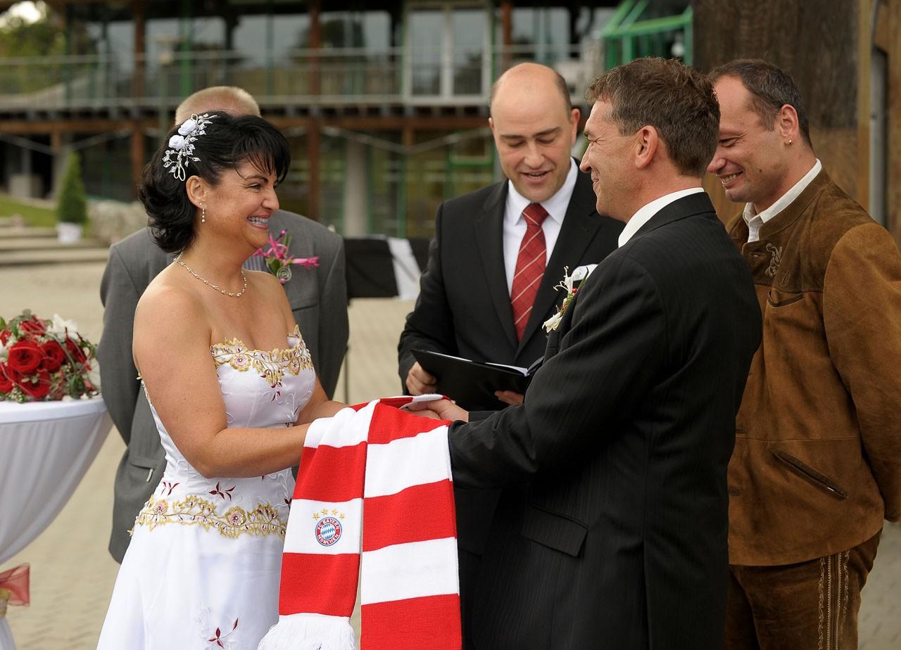 freier Theologe Hochzeit