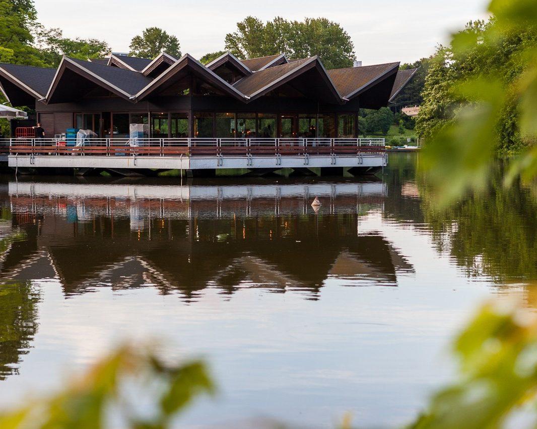 Seepavillon Westfalenpark