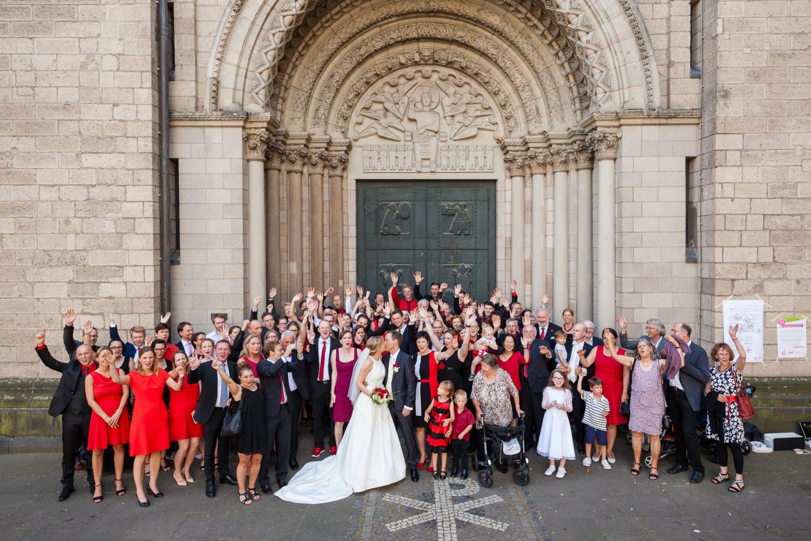 Hochzeit Köln St. Heribert Kirche