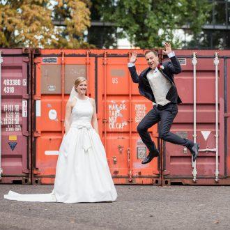 Fotoshooting Brautpaar Hochzeit