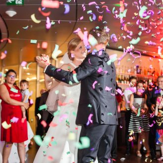 Hochzeitsfeier Köln Sky
