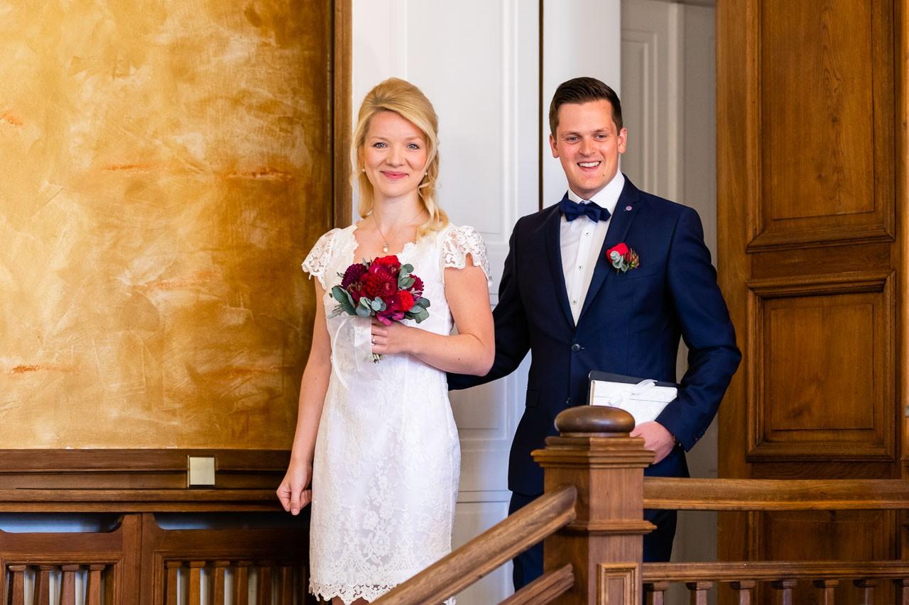 Brautpaar Schloss Westerholt Herten