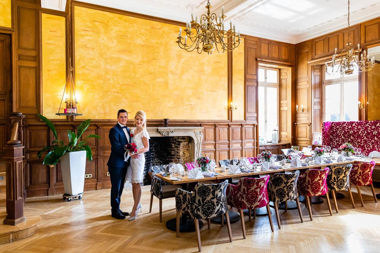 Hochzeit Schloss Westerholt