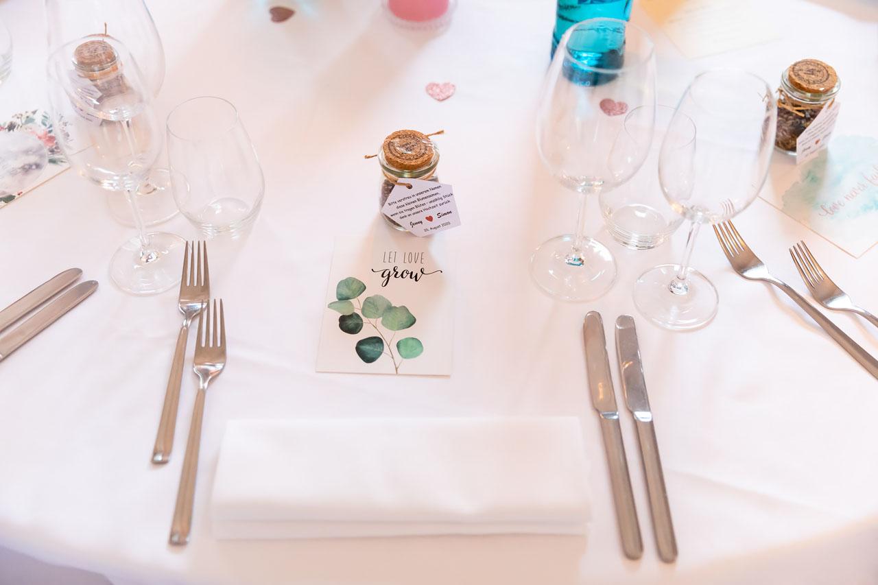 Schloss Gut Culinaria Catering Hochzeitsdeko